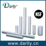 Elemento de filtro de sedimento soprado de derretimento azul grande para pré-filtração de água