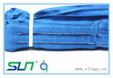 2018 Tipo de interminables de poliéster azul Eslinga redonda