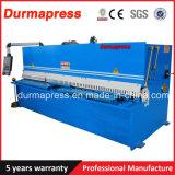 Máquina que pela exportada del metal de hoja de QC12y 6X2500
