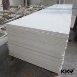 Bestseller 12mm Zuivere Witte Acryl Stevige Oppervlakte Corian