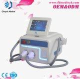 Máquina da beleza do cuidado pessoal da depilação Opt/Shr/IPL/remoção dos Blackheads