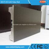 P1.923 farbenreicher Innenbildschirm der miete-HD LED für Erscheinen