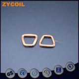 銅の自己の結合のアンテナRFIDコイル