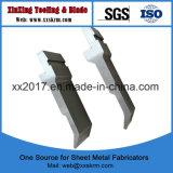 Pressão hidráulica Brake Die Holder Slide Guide Way Die Holder & Rail