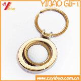 Yibaoのギフトの販売のエナメルの金属Keychain、Keyholderの、キーホルダー