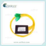 1*16 PLC Splitser met Schakelaars Sc/APC LC/Upc FC/PC
