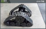 Dreieck-Montage-Gummigleiskette für Rad-Fahrzeug