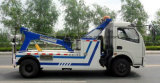Carro de remolque del camión de auxilio 4*2 del camino de Dongfeng LHD Rhd