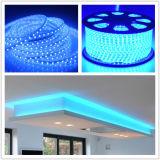 Tira blanca azul/caliente del color SMD050 LED mejor para la decoración