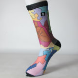 Sublimation-Socken mit Polyester kundenspezifisch anfertigen