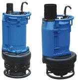 ピットポンプ浸水許容の下水ポンプ
