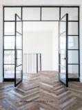 Алюминиевое французское окно Casement с конкурентоспособной ценой