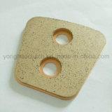 Gbv Botón de embrague de cerámica con TT3 remache