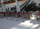 時間の出席システムが付いている自動翼のゲート