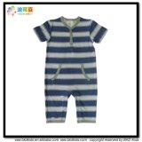 Младенцы Playsuits одежды младенца печатание нашивки Unisex