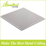 20 ans de garantie de tuiles acoustiques en aluminium de plafond suspendu