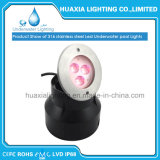 indicatore luminoso messo subacqueo del raggruppamento di 100%Waterproof Inground LED