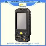 Système de régulation de stationnement, lecteur de RFID tenu dans la main, scanner de code barres