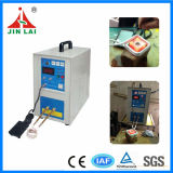 Equipamento de aquecimento portátil da indução para o recozimento extinguendo de derretimento de soldadura (JL-25)
