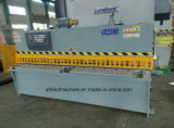 Машина CNC металлического листа QC12k режа