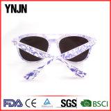Occhiali da sole unisex di plastica di alta qualità di Ynjn