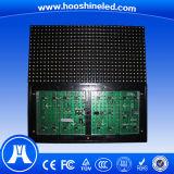 Kosteneffektiver P10 DIP546 gelber Farben-Bus LED-Schaukasten