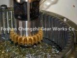Peças de automóvel fazendo à máquina do eixo de engrenagem do aço de liga da engrenagem de coroa da carcaça do pinhão do CNC