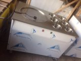 Japan Panasonic braten Eis-Wannen-Maschine mit 6 abkühlenden Wannen