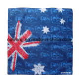 Divers Bandana 100% de grand dos d'indicateur national de Paisley de coton de couleur de Yiwu