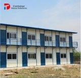 Maisons modulaires de conteneur de construction en acier préfabriquée Two-Story