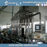 Haustier abgefüllter linearer Typ Speiseöl-Füllmaschine