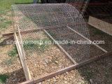 Ячеистая сеть плетения провода высокого качества шестиугольная шестиугольная