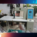 Используемая лента клея PVC Vim горячего воздуха отжимая раздувную машину запечатывания шва шлюпок