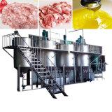 Excellent poisson de qualité de l'huile d'animaux d'huile raffinée de boeuf Usine de traitement