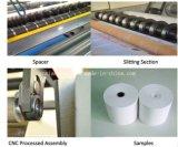 Machine de rembobinage à papier coupe-papier thermique