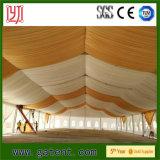 Alumínio Cor personalizada Pagoda tenda com tampa do teto de PVC