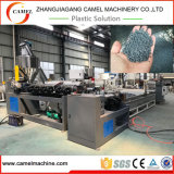 Película plástica que recicla y máquina de la granulación para el PE PP
