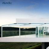 PVC 철회 가능한 지붕 알루미늄 Pergola