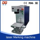 Tipo portable 30W de la máquina de la marca del laser de la fibra de la eficacia alta