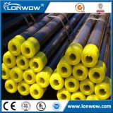 Tuyau en acier inoxydable standard ASTM pour la construction et la décoration