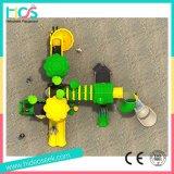 Оборудование игр парка атракционов спортивной площадки замока детей изготовления напольное (HS06701)