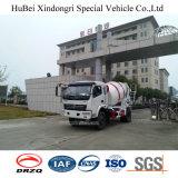 de Vrachtwagen van de Concrete Mixer Dayun van 46cbm met de Motor van Cummins