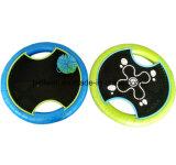 Набивку из пеноматериала EVA мини супер спортивный комплект дисков улова и Thorw игре Pack отскок мяч,