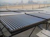 Colector solar del flujo directo de la No-Presión del tubo de vacío