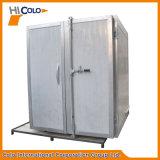 Продажи с возможностью горячей замены двух дверей электрический поле отверждения печи
