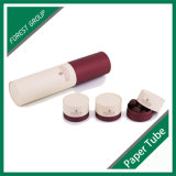 Contenitore rotondo promozionale di tubo del cilindro del cartone