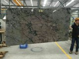 Marmo di Grey delle mattonelle di pavimento della pietra di quintessenza del nuovo prodotto
