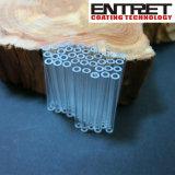 水晶: 光源および真空の器械のための透過水晶ガラス管