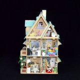 Décoration en bois de jouet du puzzle le plus neuf