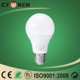 Eficiência elevada do bulbo A70 12W do diodo emissor de luz de Ctorch com certificado de Ce/RoHS